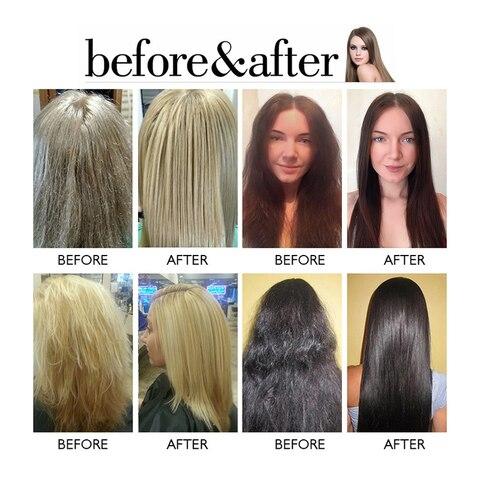 Professional Keratin Hair Repair Treatment 5% Hair Straightener Clarifying Shampoo for Open Cuticle Supple Smooth Hair Care Lahore