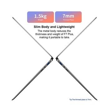 """Teclast F7 Plus 14.1"""" Laptop 8GB/12GB RAM 256GB SSD Intel Gemini Lake N4100 1920 x 1080 FHD Windows 10 Backlit Keyboard Notebook 2"""