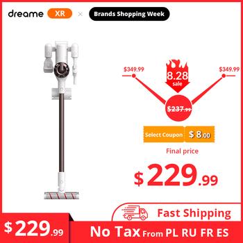 Dreame XR Premium ręczny bezprzewodowy odkurzacz przenośny bezprzewodowy 22Kpa wszystko w jednym odpylacz urządzenie czyszczące dywany podłogowe Promo Code DREAMEXREU tanie i dobre opinie 500 w 25 V Sweep ssania 0 5 L Pył Puchar 1 godzin Bezworkowy Hand held Wielofunkcyjny Połączeniu Szczotka HEPA wireless