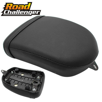 Motorcycle Rear Passenger Seat PU Seat For 2017-2018 Rebel CMX 300 500 Black