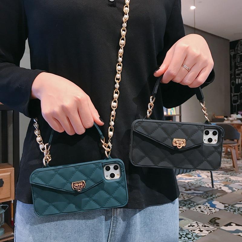 Ladies Iphone Handbag Case