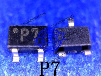 1Pieces New Original KRA320-RTK/P SOT-323 PNP Type :P7 In Stock Real Picture image