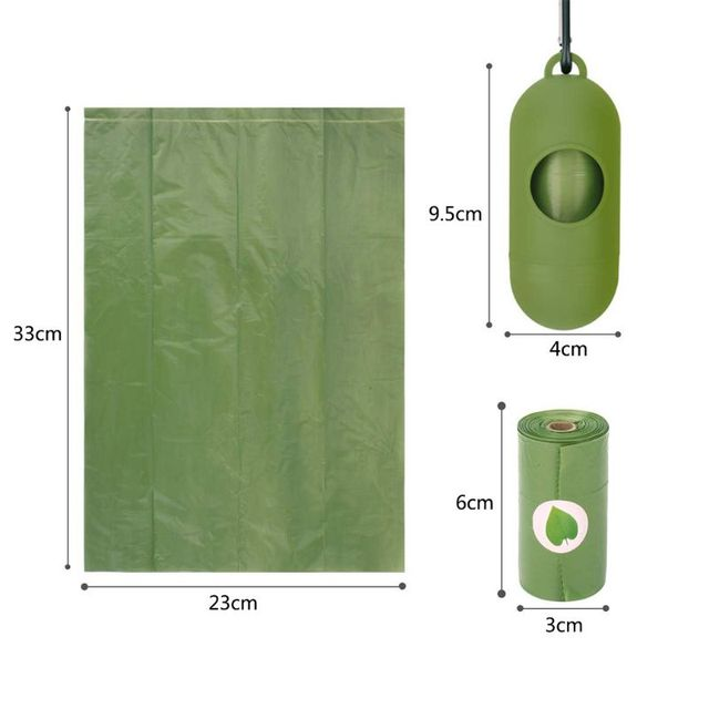 Biodegradable Pick Up Clean Bags