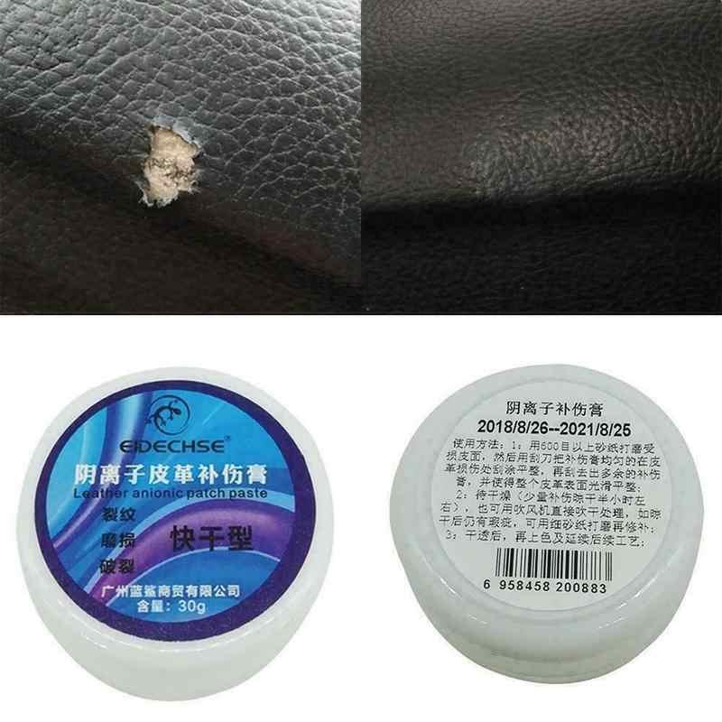 Eidechse Car Seat Leather Restoration Kit Car Repair Car Seat