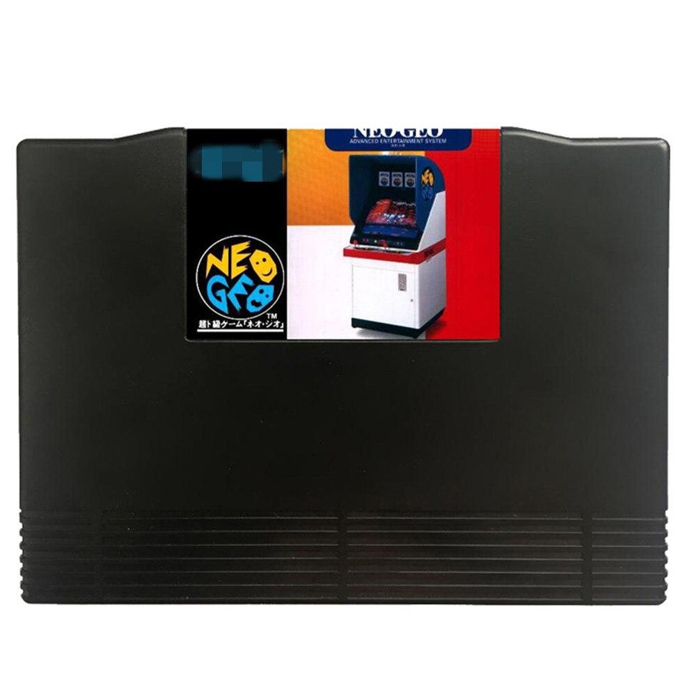 Cartouche de jeu de Collection 40 en 1 NEOGEO CD MVS pour accessoires Console SNK NEO GEO AES carte de jeu