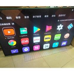 2019 nowy 4S Xiaomi TV 58 cali 4K HDR 2GB 8GB Smart TV sterowanie głosem wbudowany głośnik Xiaoai Dolby audio TV 6