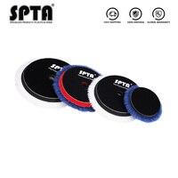 Spta almofada polidora para polimento de  por atacado  3 polegadas/5 polegadas  cordeiros  lentes  polimento  enceramento e polimento de carro tampão