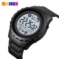 SKMEI 2021 orologio digitale intelligente da uomo orologio moda creativa 30M orologio Bluetooth impermeabile orologio da uomo 1626