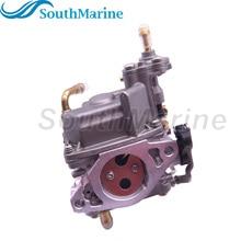 Barco a motor 8m0129551 8m0109534 853720t16 853720t20 conjunto do carburador para mercúrio mariner motor de popa 4 tempos 15hp 20hp, t