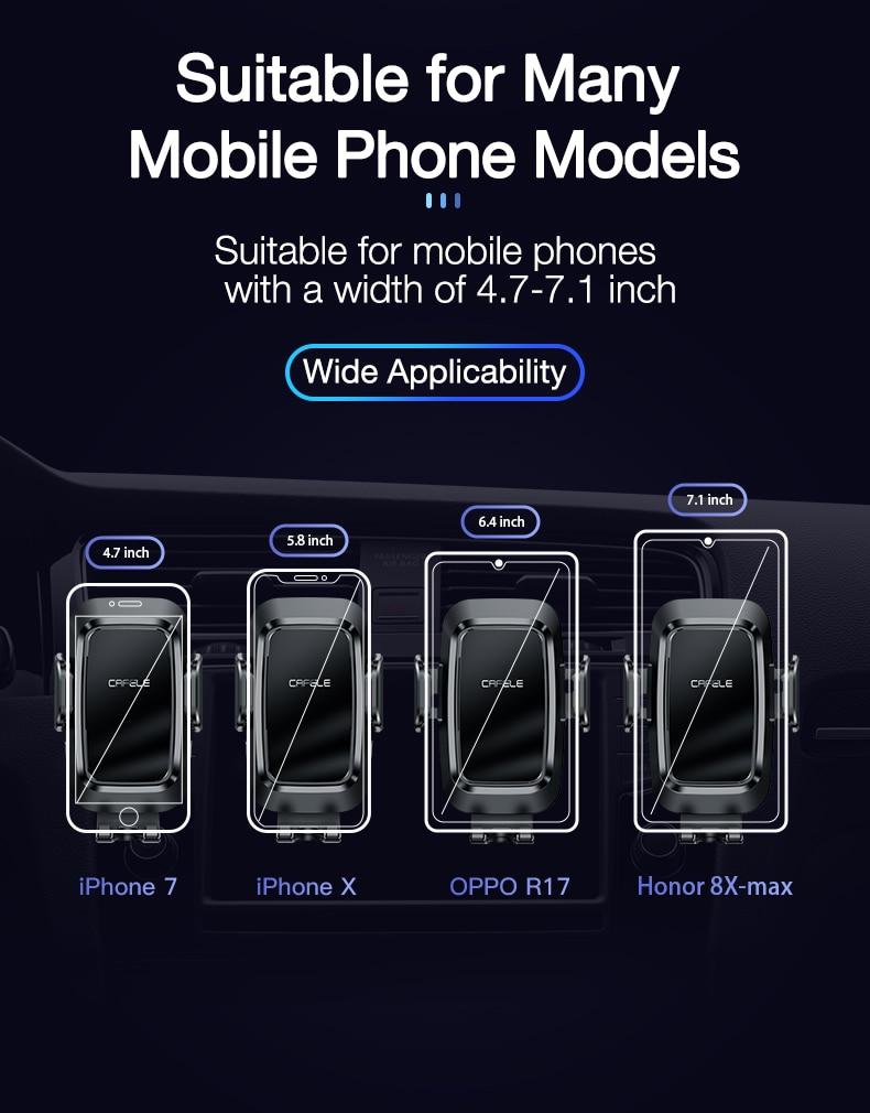 auto electic car phone holder  (10)