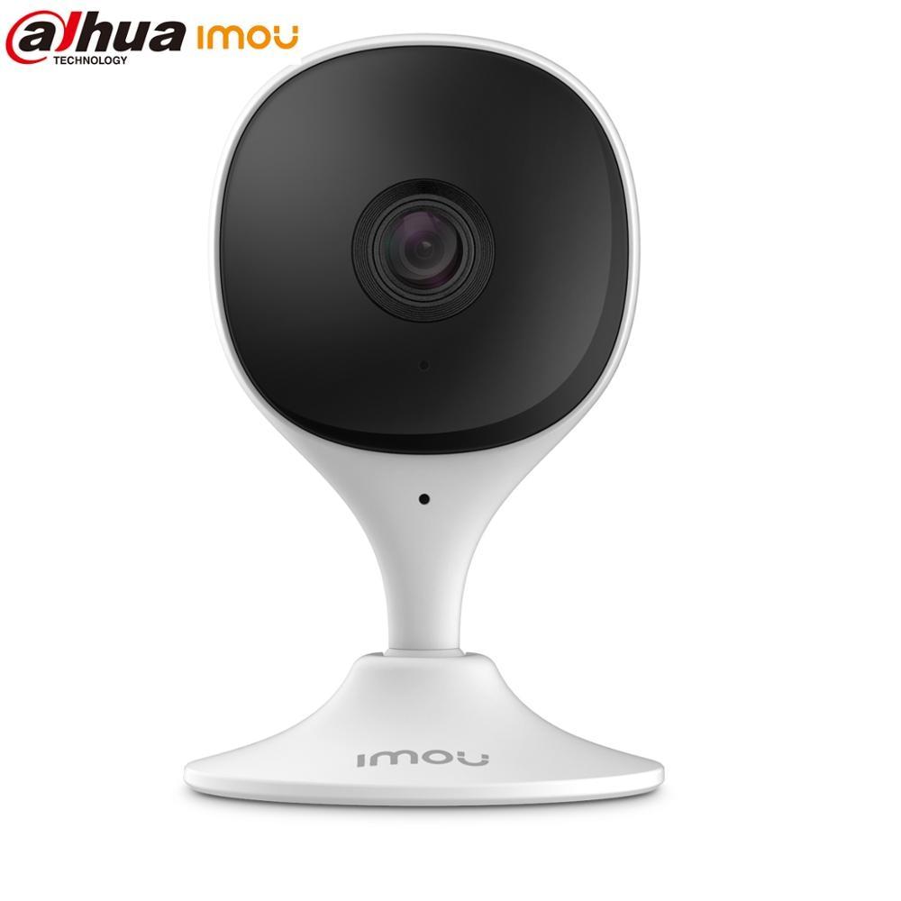 Dahua imou Cue 2C 1080P IP камера видеонаблюдения H.265 детекция людей встроенный микрофон ночное видение облако 2