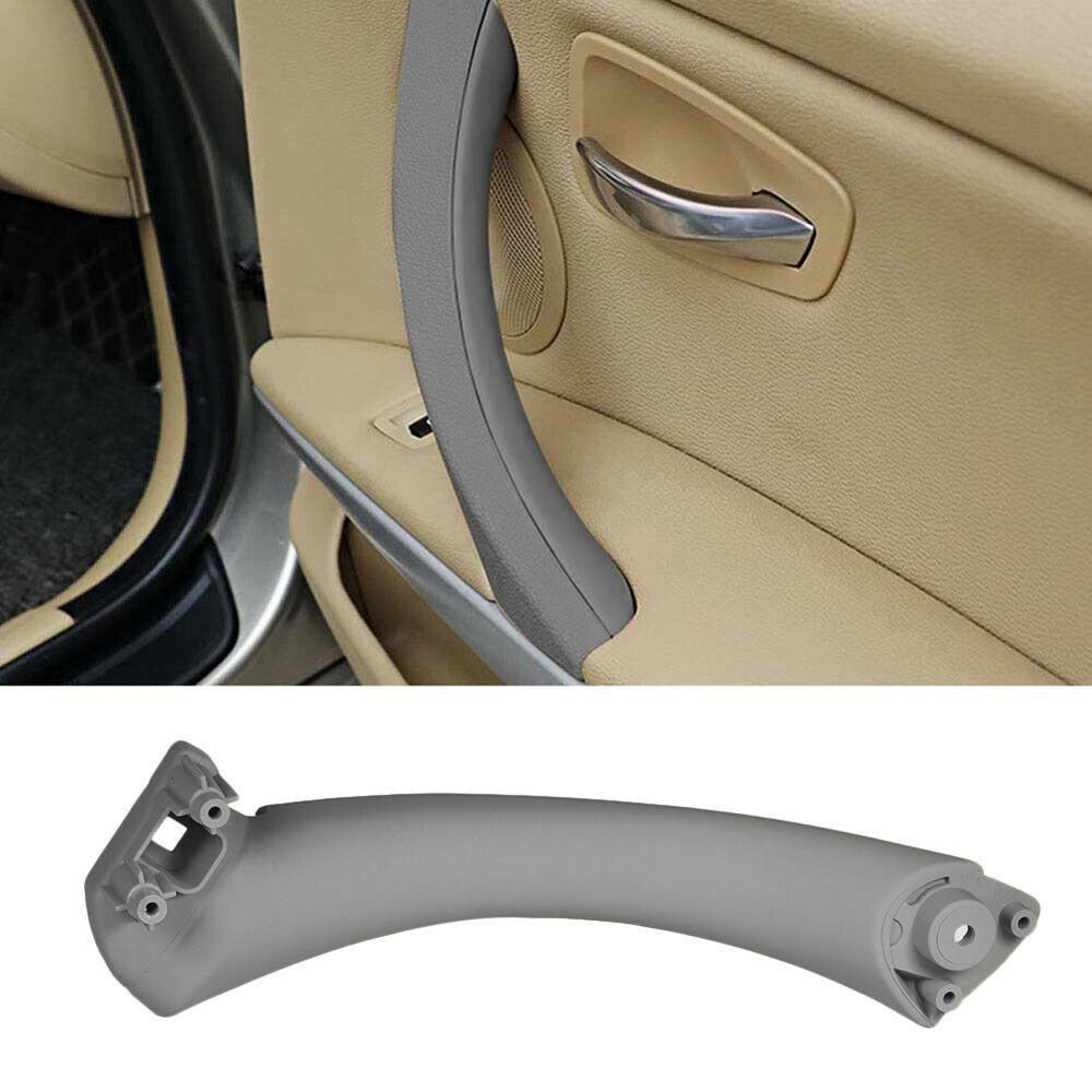 Car Interior Door Handle Car Styling Right Left Inner Door Panel Handle Pull Trim Holder For BMW 3 series E90 E91 316 318 320