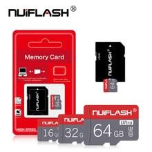 Cartão de alta velocidade do sd do cartão de memória 16gb 32gb class10 micro cartões 64gb do flash tf c10 cartao de memoria 128 256 gb para o telefone