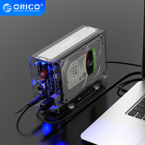 ORICO 2 Bay SATA To USB 3.0 Ex