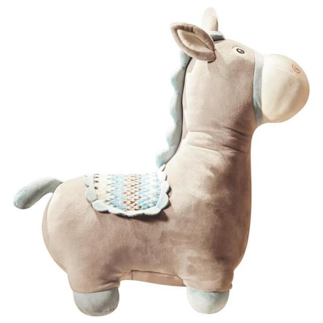 Soft Horse Plush Toys Stuffed Plush Animals Cartoon Donkey Kids Toys for Girls Children Baby Birthday  Gift