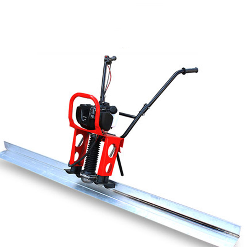 Concrete Floor Vibration Ruler Concrete Leveling Machine Surface