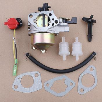 Carburetor Kit for Honda GX240 GX340 GX390 8HP 11HP 13HP 188F 16100-ZF6-V01 Gas Engine Motor Generator Fuel Filter dle170 carburetor original for 170cc dle gas engine