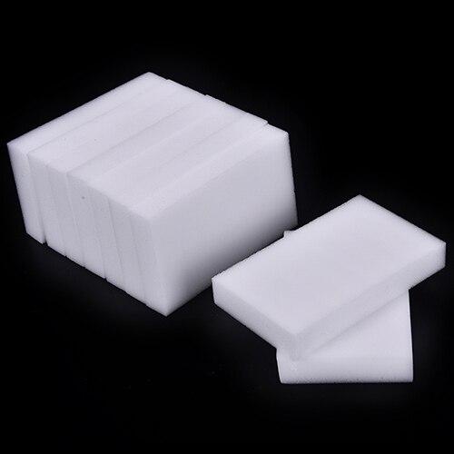 20 шт. 100*60*20 мм белого меламина губка, волшебная губка, ластик для кухня, ванная, офис принадлежность для чистки/мытья посуды|Губки и металлические мочалки|   | АлиЭкспресс