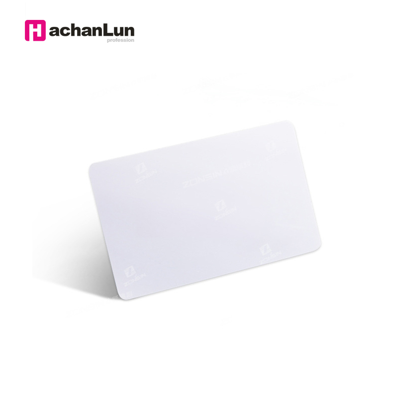 HaChanLun 100pcs UID RFID 13.56mhz Writable Duplicator Copy IC Tag Card Sticker Key Fob Token Ring Proximity Chip Block 0 Sector