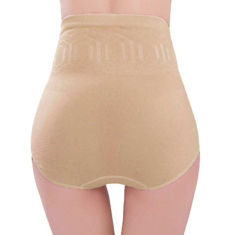 Women Shapers High Waist Slimming Tummy Control Knickers Pants Pantie Briefs Magic Body Shapewear Lady Underwear Lingerie femme