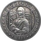Hobo Nickel 1895 USA...