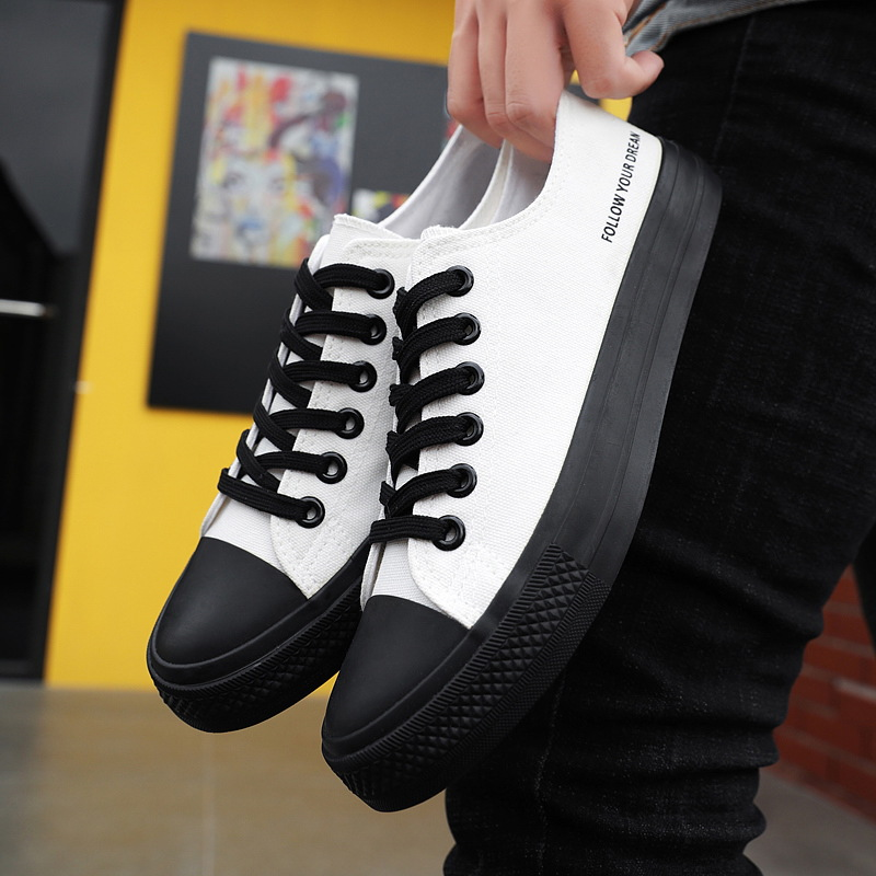 Spring Autumn new mens tennis sneakers flat breathable wild casual ins dad  sports shoes men