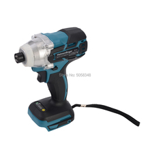 """1/4"""" 6.35mm Electric Rechargeable 18V brushless cordless impact driver 1/4"""" 6.35mm 18V cordless impact driver body"""