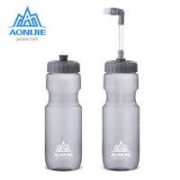 AONIJIE SD33 Sports 700 مللي مقاومة للتسرب 100 ℃ زجاجة الماء المغلي كوب غلاية BPA الحرة لركوب الدراجات الجري اللياقة البدنية درب الماراثون-في زجاجات رياضية من الرياضة والترفيه على