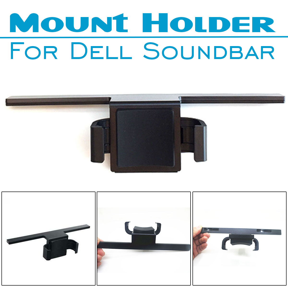 Soundbar Bracket Holder Stand For Dell Sound Bar P2219 P2419 P2719 S2719 For UltraSharp U2419 U2719 U3219