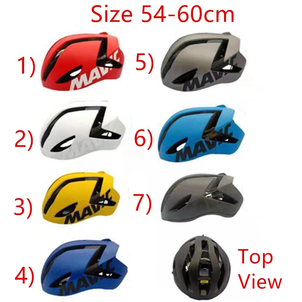 2020 Bicycle Helmet MAVIC Road Comete Ultimate Helmet Women & Men MTB Mountain Road Capacete bike helmets size M 54-60cm  260g