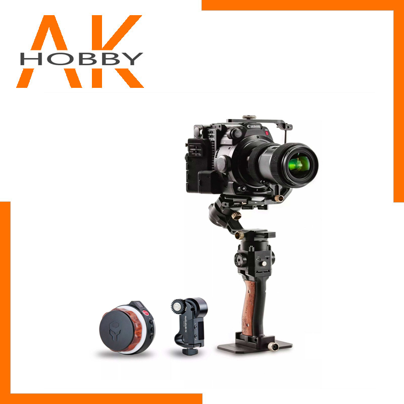 <font><b>TILTA</b></font> MAX G2X with Nucleus-NANO GR-V02 3-Axis Handheld <font><b>Gimbal</b></font> Stabilizer load for for SONY CANON Nikon Mirrorless DSLR GH5 5D3 image