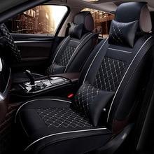 Universal รถหนังที่นั่งสำหรับ BMW E90 E46 520 525 320x3 F25 X5 E70 F10 F20 x1 x6 X4 E36 ทั้งหมดอุปกรณ์เสริมรุ่น