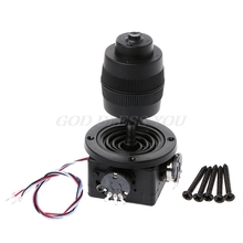 Joystick-Potentiometer for JH-D400X-R4 10K 4D with Button-Wire 4-Axis Plastic