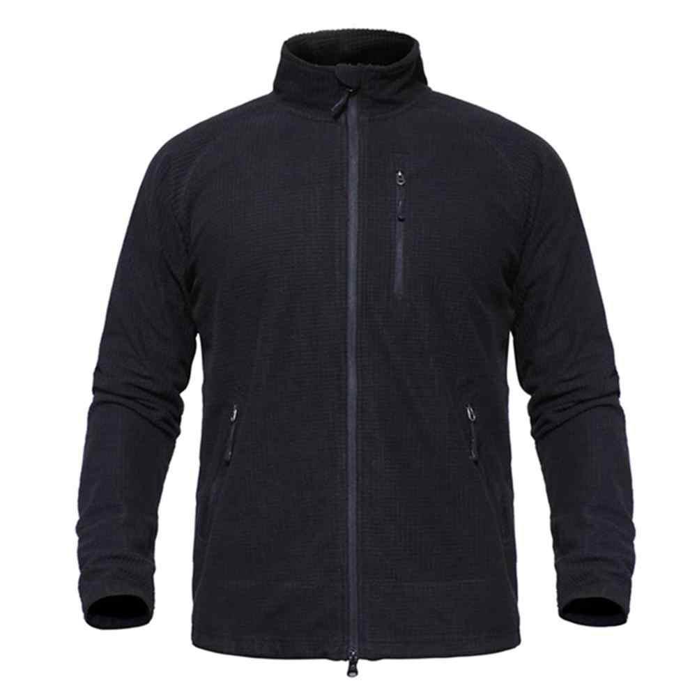 2019 kamuflaj taktik polar ısıtmalı ceket erkek rüzgarlıkları askeri üniforma giysileri balıkçılık kamp yürüyüş avcılık