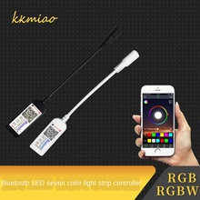Colorful RGB lamp with controller Bluetooth LED controller lamp with music controller lighting controller kit tool