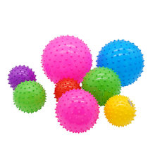 6 9 Zoll-Baby-Play-Sensory-Kugel Aufblasbare Kinder Bouncing Gummibälle Kinderspielzeug Sport Spiele