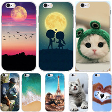 For Apple iPhone 5 5S SE 6 6S Case Funda Silicon Cover iPhone6 iPhone6s Phone Cases