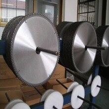 """Hoja de sierra TCT de 10 """"(250)* 30/25, 4*100/120T, Sierra de mesa para madera dura/MDF/panel de polietileno/corte, 1 unidad, envío gratis"""