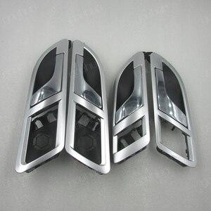 Image 1 - Cho 08 12 VW Lavida/Skoda Siêu 01 08 Bên trong cửa tay cầm bên trong tay cầm nội bộ cờ lê mở cửa cờ lê mạ Bạc