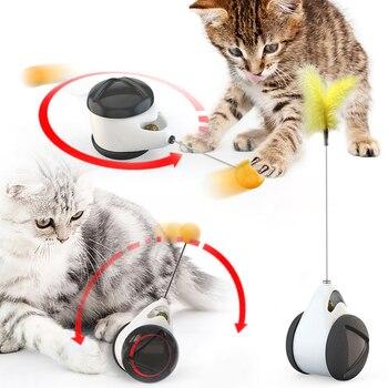Kitten Catnip Tumbler Cat Toy 1
