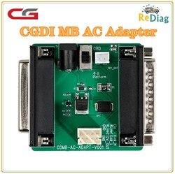 CGDI Prog MB для Benz адаптер переменного тока для сбора данных работа с Mercedes W164 W204 W221 W209 W246 W251 W166