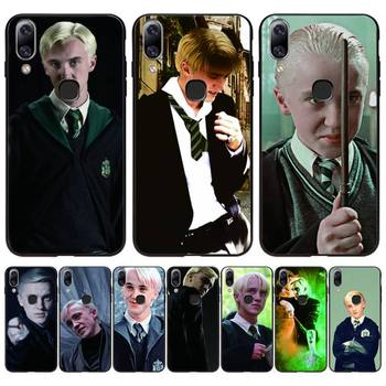Draco Malfoy Tpu Phone Case For Samsung A10 20 30 40 50 01 11 31 51 71 S pLUS Cases image