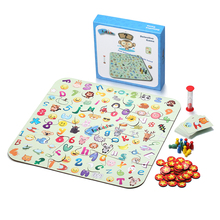Puzzle for kids Parent Child Team Interactive Game Looking For Picture Puzzle Memory Board Game detective game