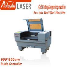 Reci tube Laser Engraver Cutting 6090/9060 100w Power Ruida 6442S Support Russian Language 110V/220V Co2 Laser Engraving Machine co2 40w 220v laser engraving cutting machine engraver machine with usb support