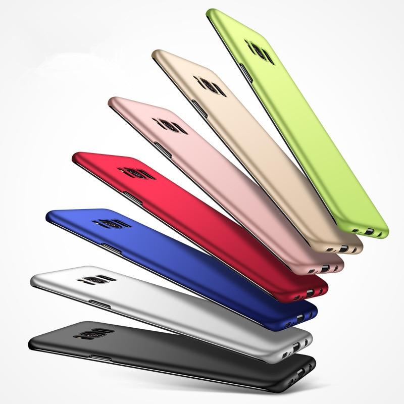 Aixuan Frosted Back Cover Case för Samsung Galaxy S8 Fosco Hard PC - Reservdelar och tillbehör för mobiltelefoner