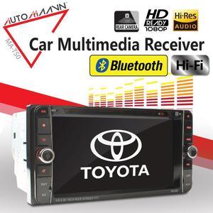 Fortuner Port Innova Toyota Rush DVD Receiver Toyota Avanza USB For SD Car Hiace Player with Vios Camry Bluetooth Corrola