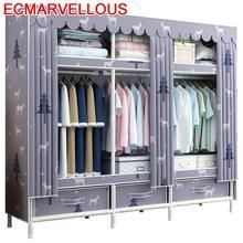 Gabinete Garderobe Home Armoire Kleiderschrank Moveis Rangement Chambre Cabinet Closet Mueble Bedroom Furniture Wardrobe
