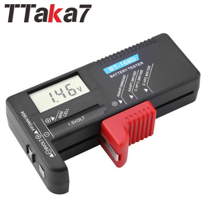 TTAKA7 Digital Battery Tester