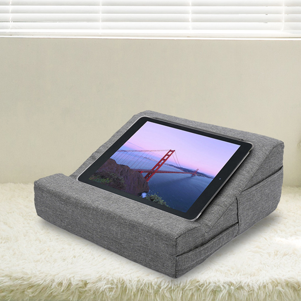Rest Book Reading Easy Use Multifunctional Holder Gift Solid Non Slip Home Laptop Stand Support Cushion Tablet Pillow Accessory
