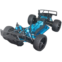 HSP 94170 1/10 4WD Electric RC Off Road Short Course Car Frame Empty Chassis With Tires (Without Power Electronic Equipment)